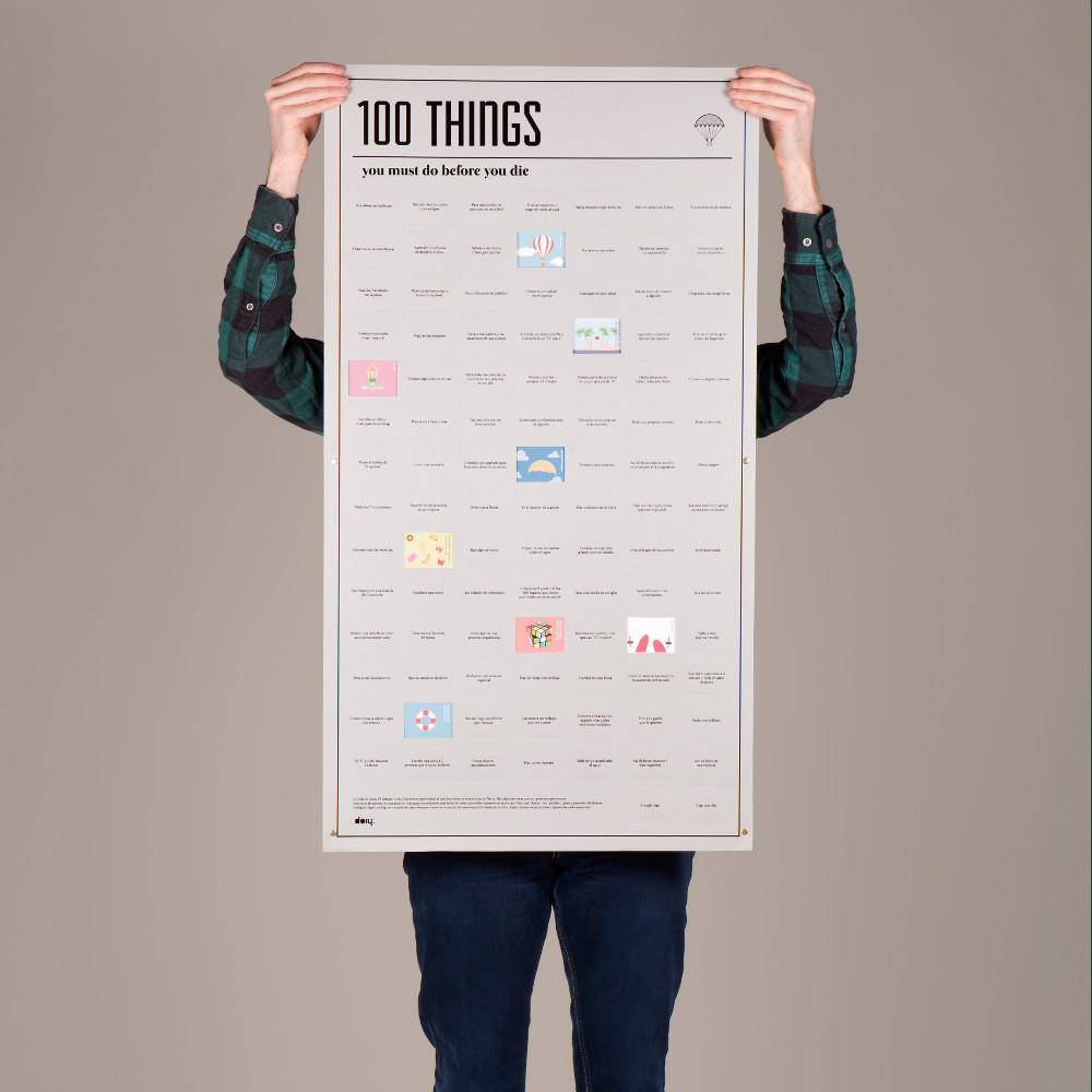 Image of   100 things you must do before you die