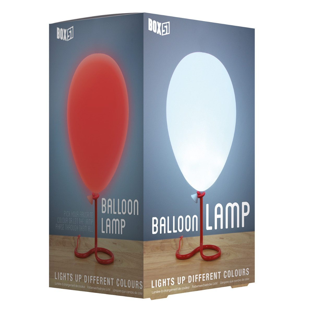 Ballon - bordlampe