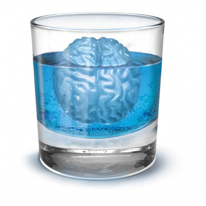 Brain freeze-isterningeform