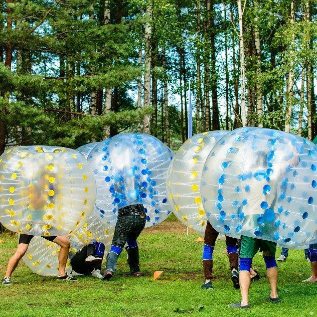 Bumperball for 8-20 personer - Aars