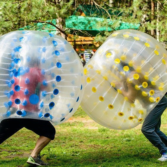 Bumperball for 8-20 personer - Sæby