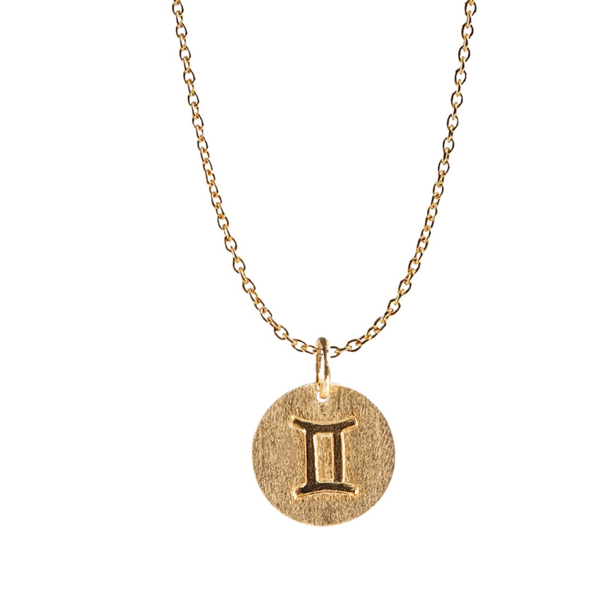 """PERNILLE CORYDON: PERSONALIZED """"SIGNS OF ZODIA"""" NECKLACE"""