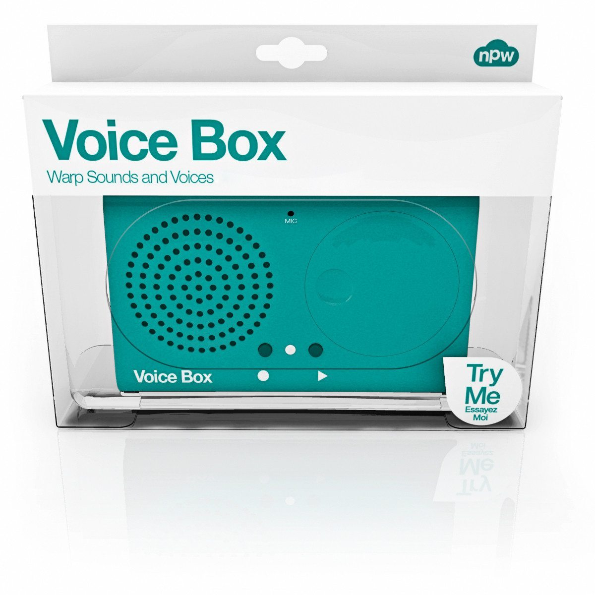 Voice box-lydoptager