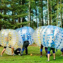 Bumperball for 8-20 personer - Thisted