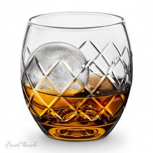 """Whisky glas """"Hand Cut"""" af Final Touch"""