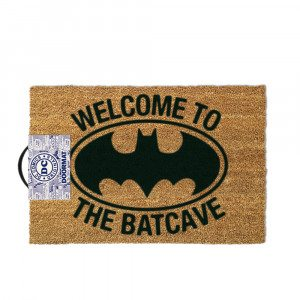 Batman-dørmåtte - Welcome to the batcave