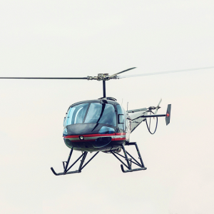 Rundflyvning i helikopter for 1 person - Odense