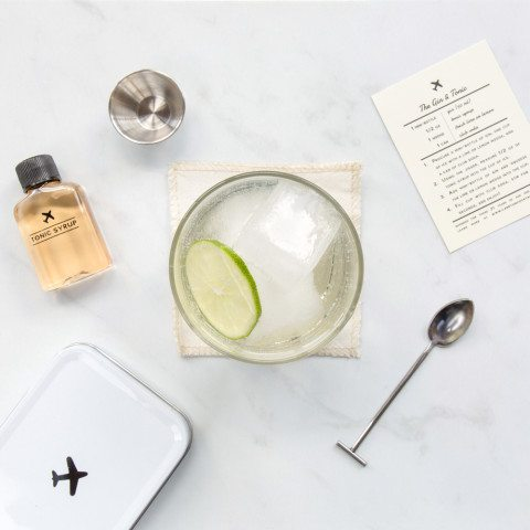 Cocktail to go – Rejseset