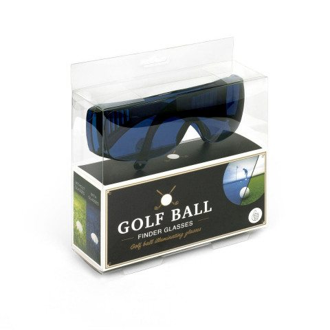 Golfball Brille