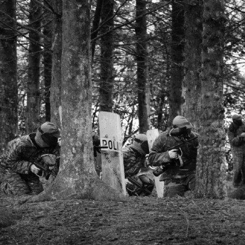 Paintball for 2-10 personer - Thisted
